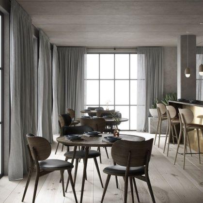 Mater presenta su nueva colección de sillas y muebles 2