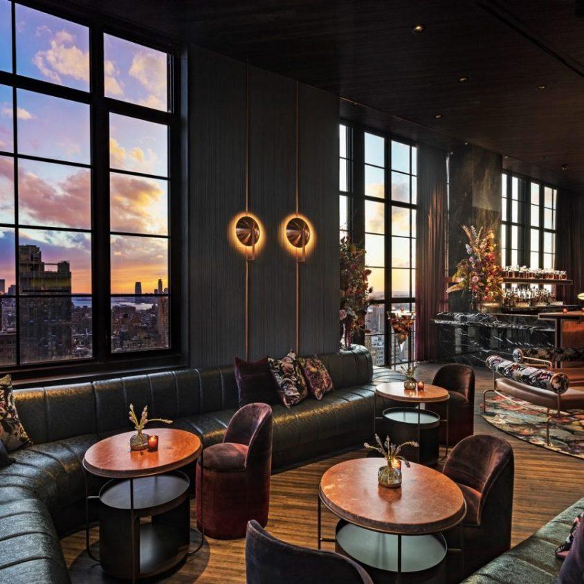 Moxy Chelsea quiere sobresalir en Manhattan 11