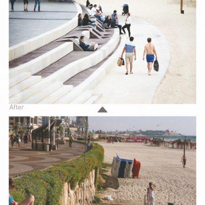 El nuevo paseo marítimo de Tel Aviv 19