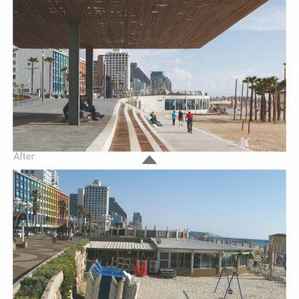 El nuevo paseo marítimo de Tel Aviv 17