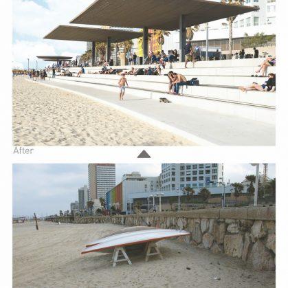 El nuevo paseo marítimo de Tel Aviv 18