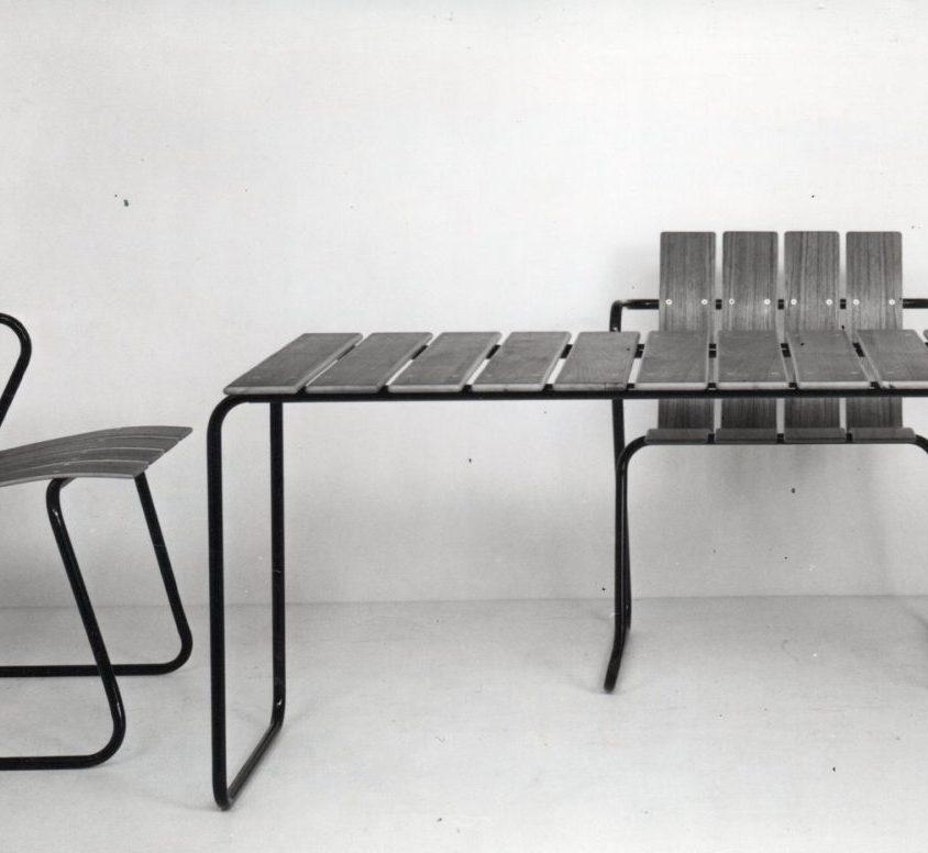 Mater presenta su nueva colección de sillas y muebles 1