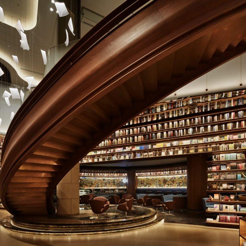 Un palacio convertido en librería 2