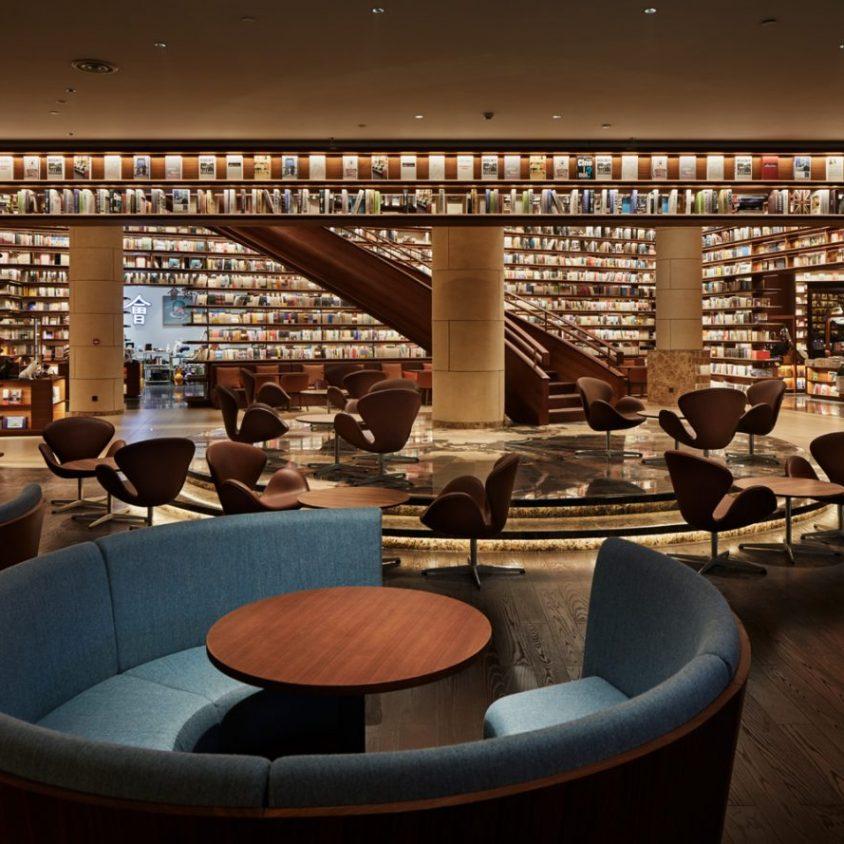 Un palacio convertido en librería 4
