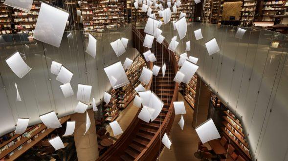 Un palacio convertido en librería 13