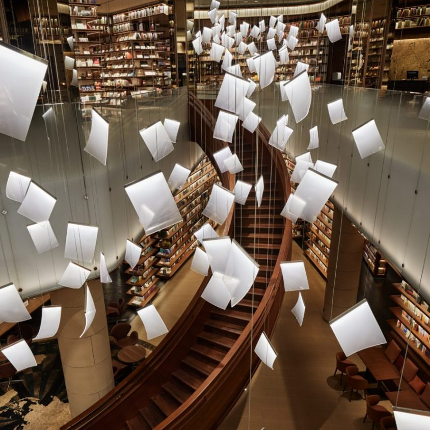 Un palacio convertido en librería 10