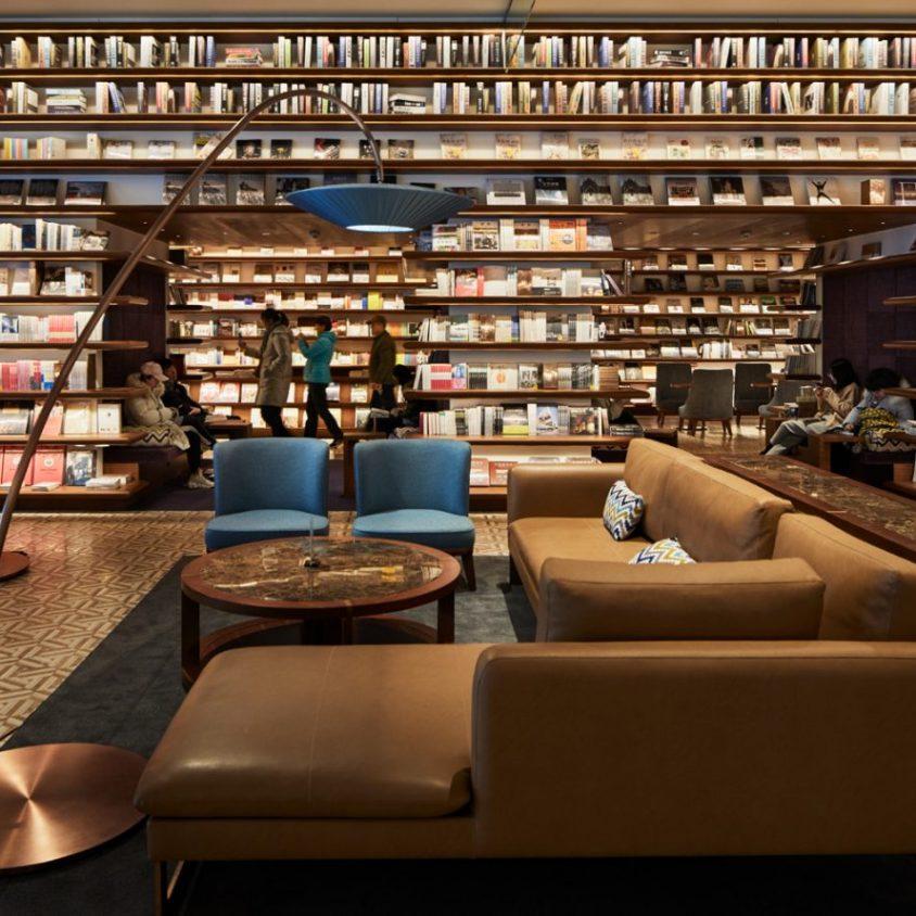 Un palacio convertido en librería 11