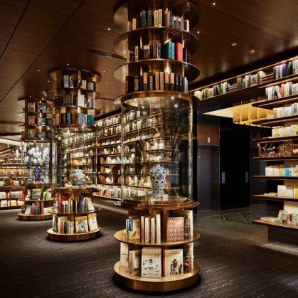 Un palacio convertido en librería 14