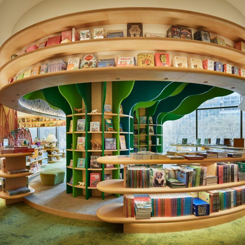 Un palacio convertido en librería 16