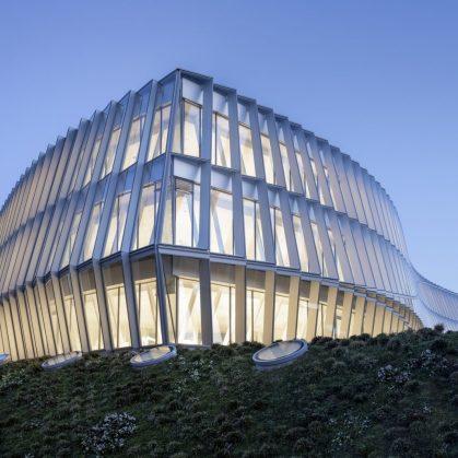 La nueva casa del Comité Olímpico Internacional 25