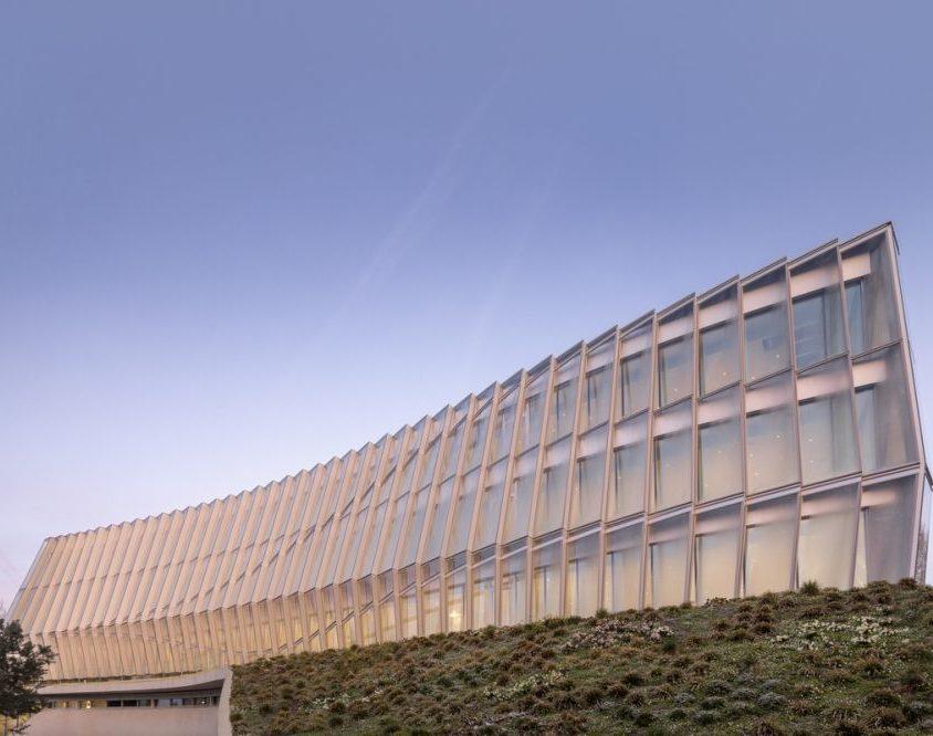 La nueva casa del Comité Olímpico Internacional 13