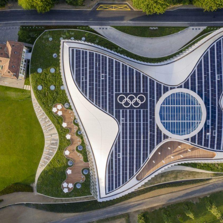 La nueva casa del Comité Olímpico Internacional 6