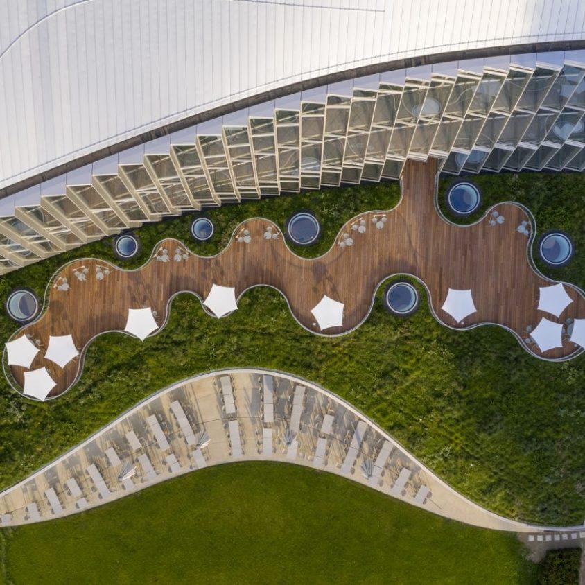 La nueva casa del Comité Olímpico Internacional 7
