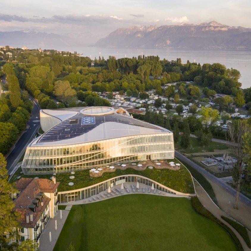 La nueva casa del Comité Olímpico Internacional 10