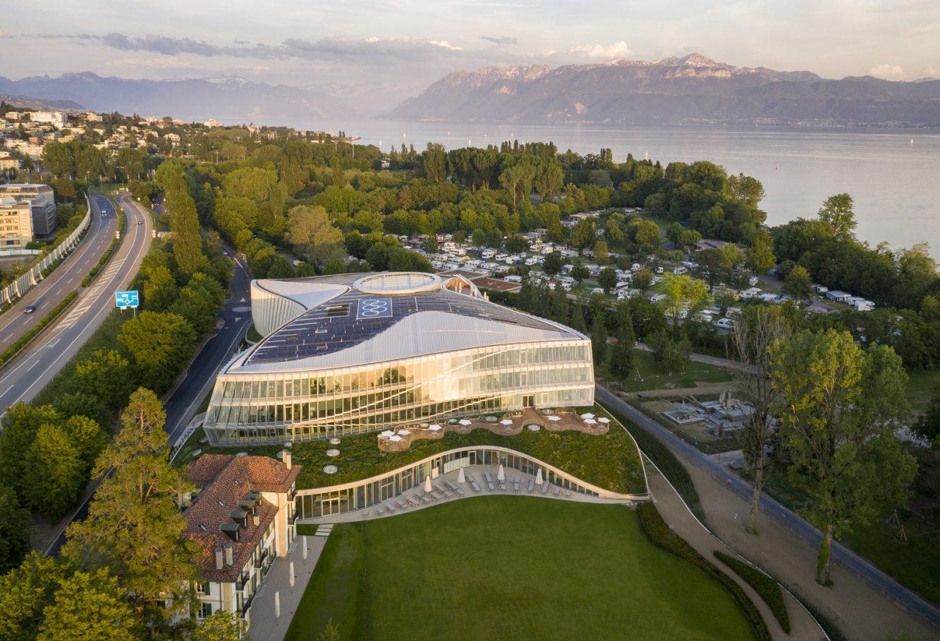 La nueva casa del Comité Olímpico Internacional 26