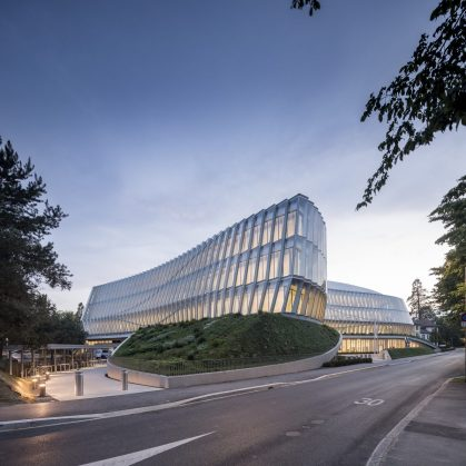 La nueva casa del Comité Olímpico Internacional 4