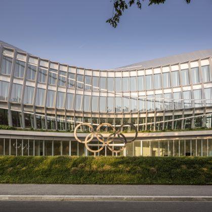 La nueva casa del Comité Olímpico Internacional 21