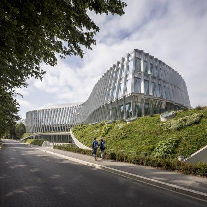 La nueva casa del Comité Olímpico Internacional 3