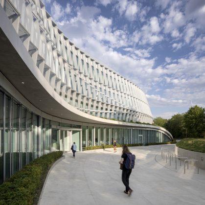 La nueva casa del Comité Olímpico Internacional 22