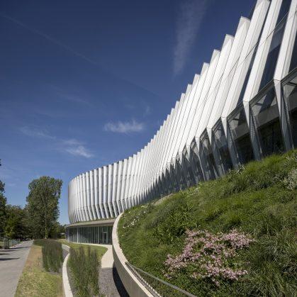 La nueva casa del Comité Olímpico Internacional 23