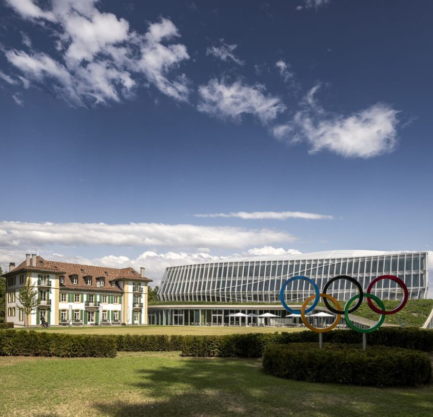 La nueva casa del Comité Olímpico Internacional 1
