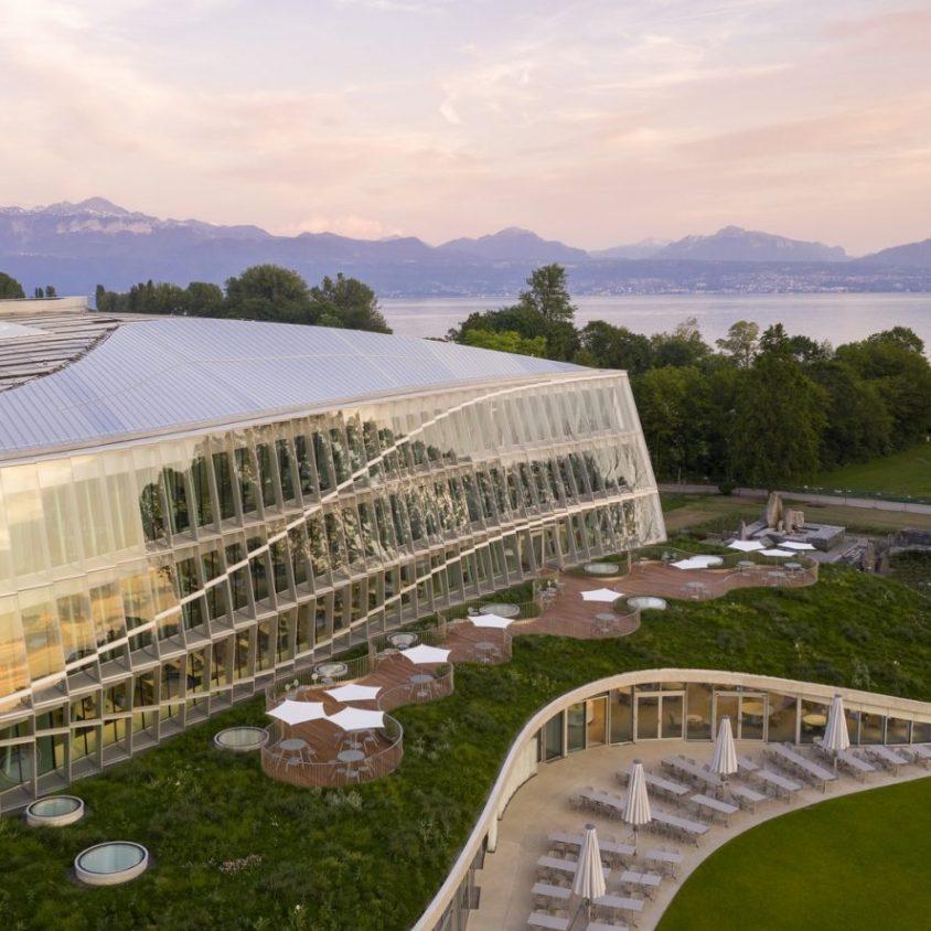 La nueva casa del Comité Olímpico Internacional 11