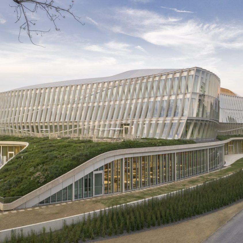 La nueva casa del Comité Olímpico Internacional 19