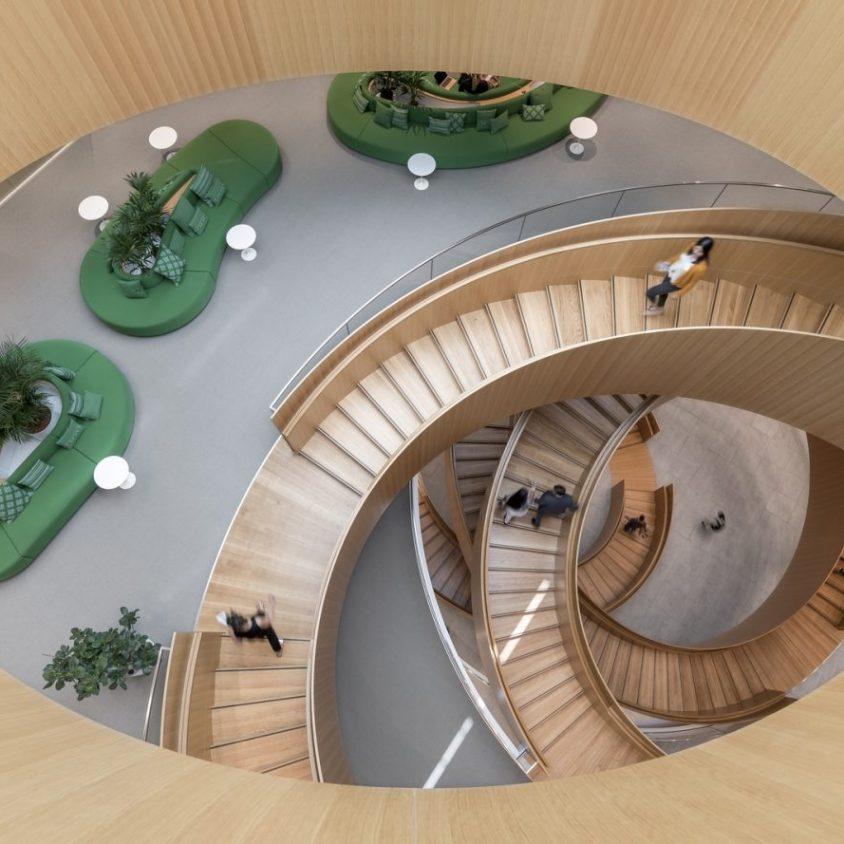 La nueva casa del Comité Olímpico Internacional 15