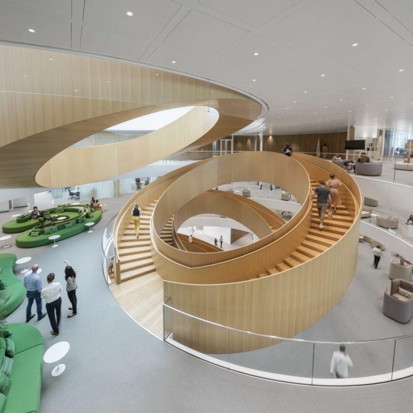 La nueva casa del Comité Olímpico Internacional 14