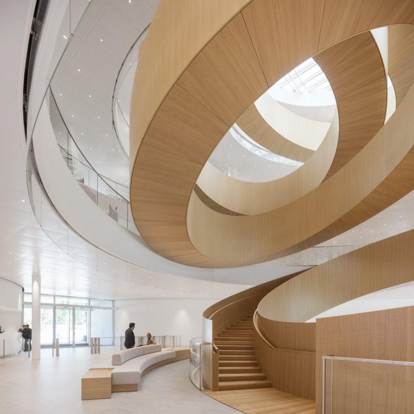 La nueva casa del Comité Olímpico Internacional 16