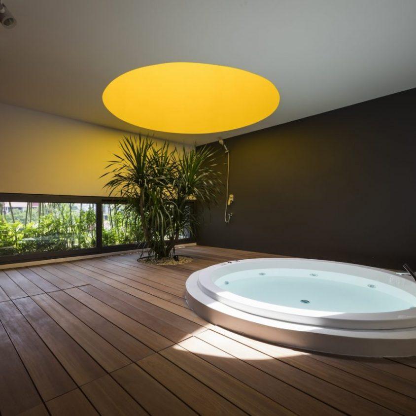 Luz y colores en Pattern House 20
