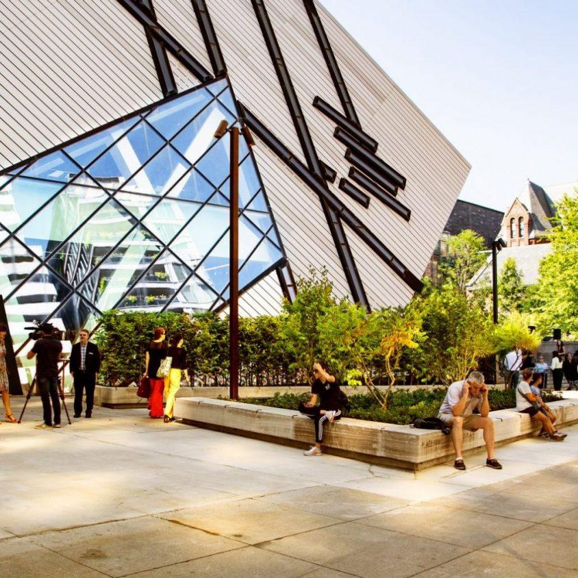 El Royal Ontario Museum sigue creciendo 9