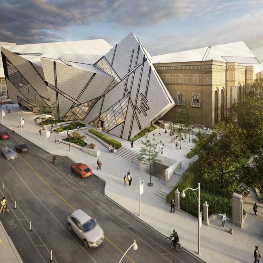 El Royal Ontario Museum sigue creciendo 1