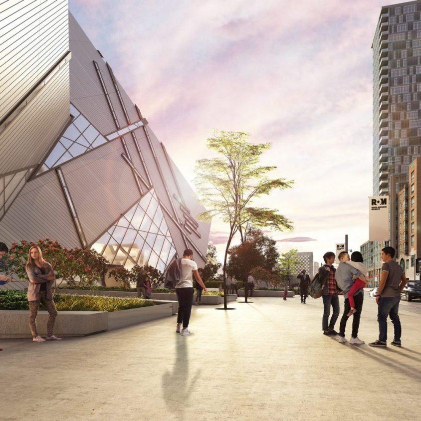 El Royal Ontario Museum sigue creciendo 11