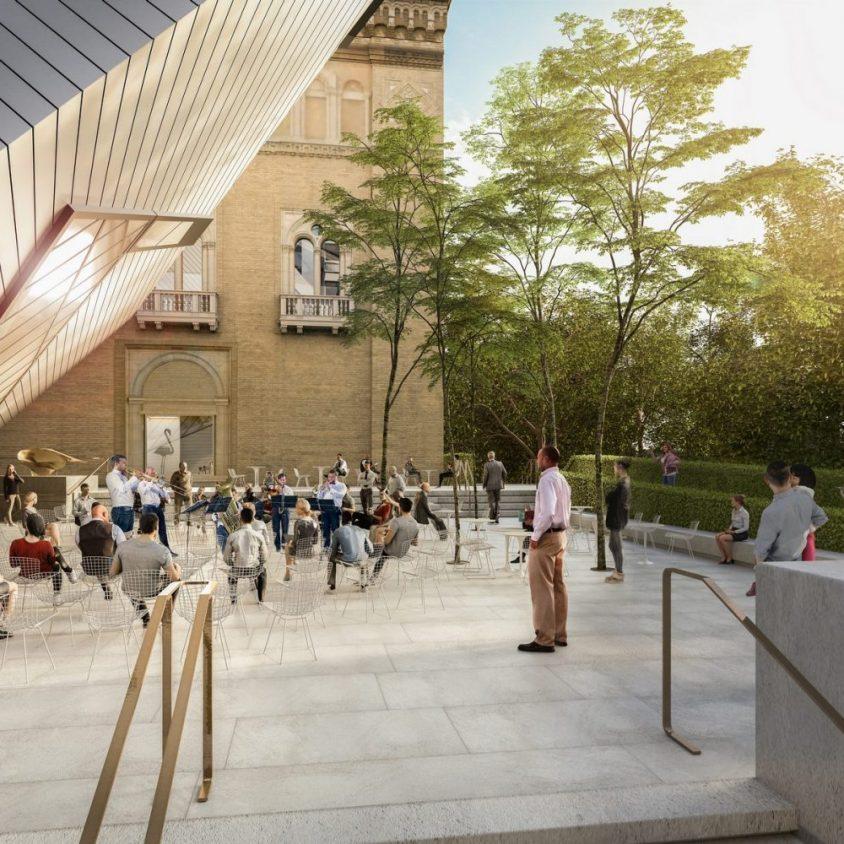 El Royal Ontario Museum sigue creciendo 7