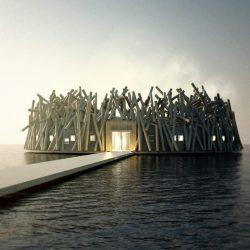Estadía flotante - Arctic Bath 5