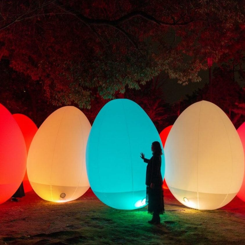 El bosque digitalizado del Santuario Shimogamo 17