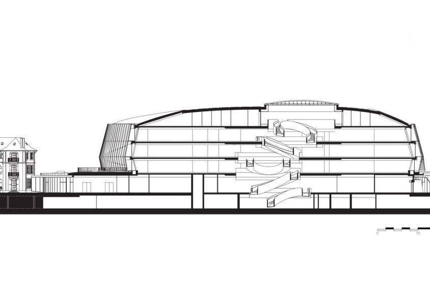 La nueva casa del Comité Olímpico Internacional 9
