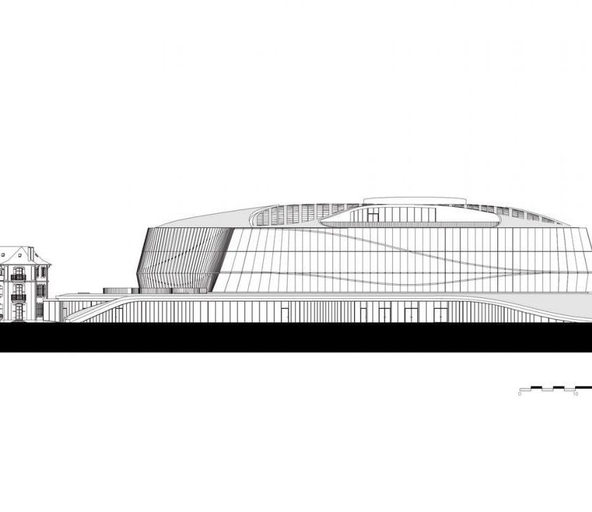 La nueva casa del Comité Olímpico Internacional 8