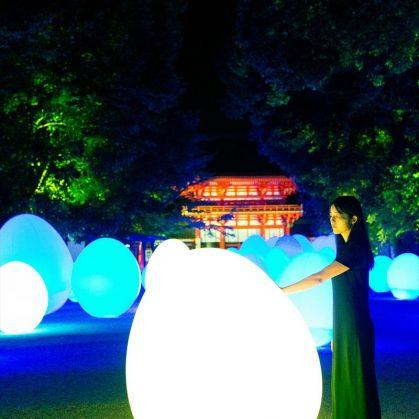 El bosque digitalizado del Santuario Shimogamo 6
