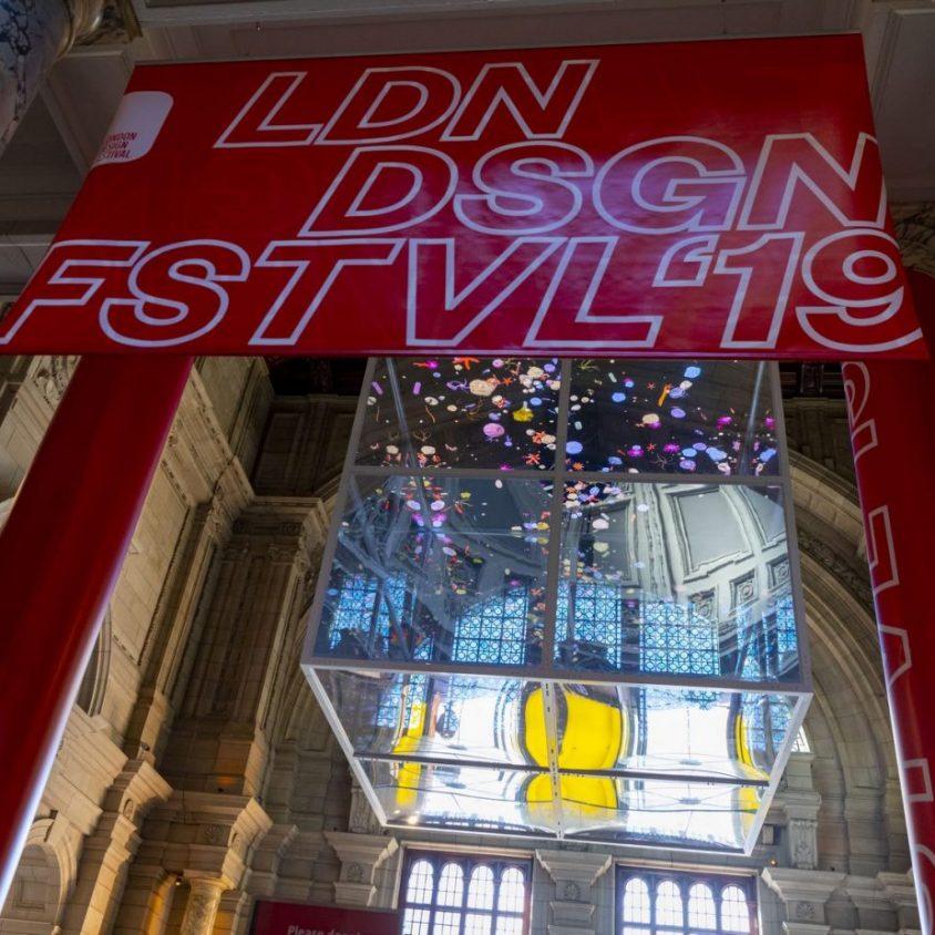 Una recorrida por London Design Festival 2019 1