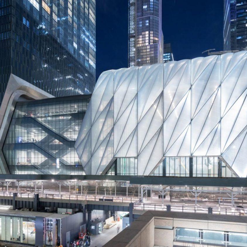 El ya conocido material ETFE, con un nuevo protagonismo en la arquitectura 18