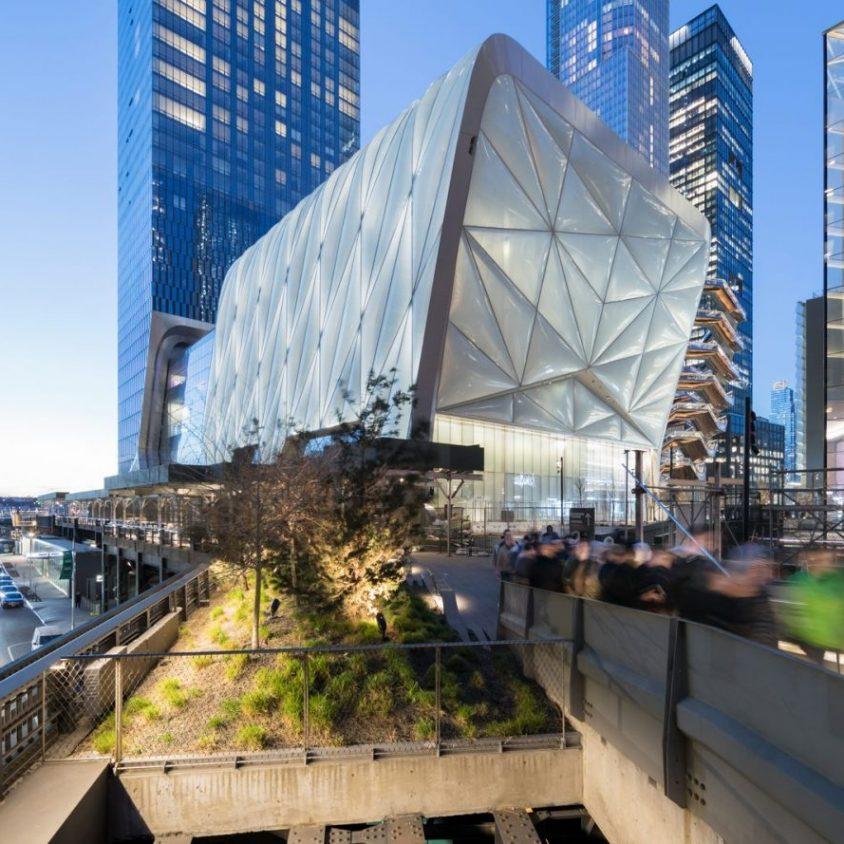 El ya conocido material ETFE, con un nuevo protagonismo en la arquitectura 21