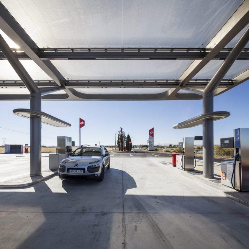 El ya conocido material ETFE, con un nuevo protagonismo en la arquitectura 25