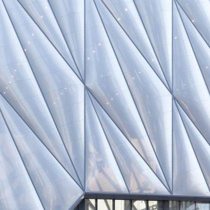 El ya conocido material ETFE, con un nuevo protagonismo en la arquitectura 6