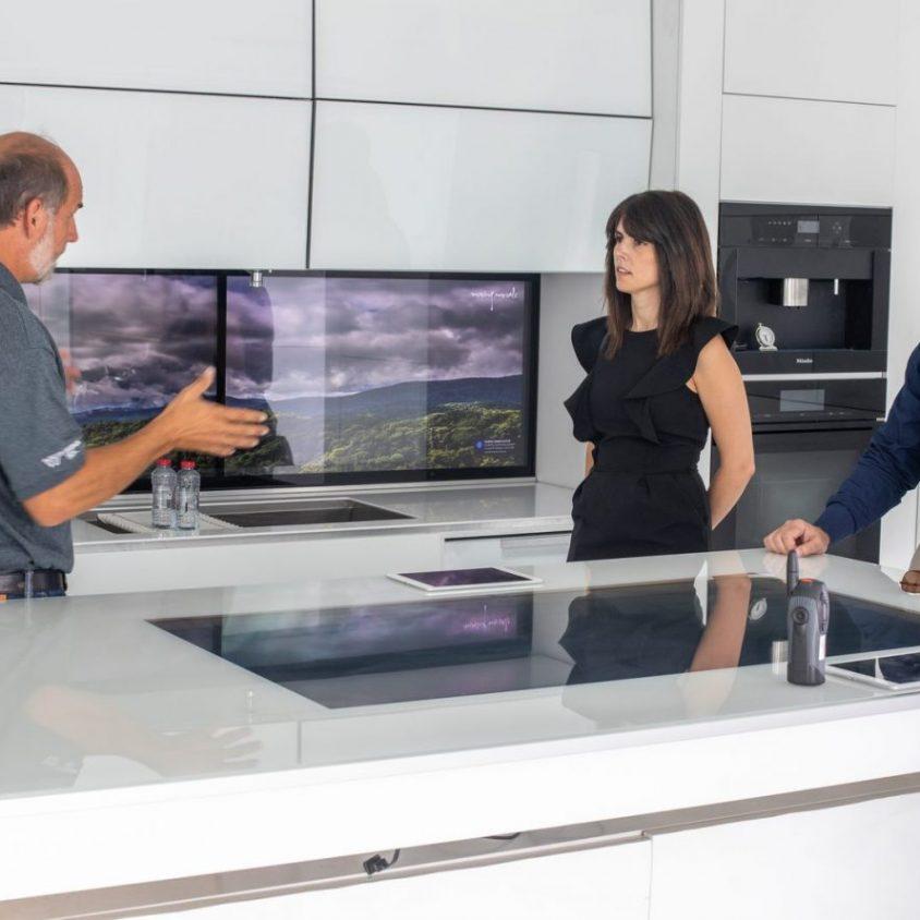 La casa del futuro: inteligente, automática y solar 18