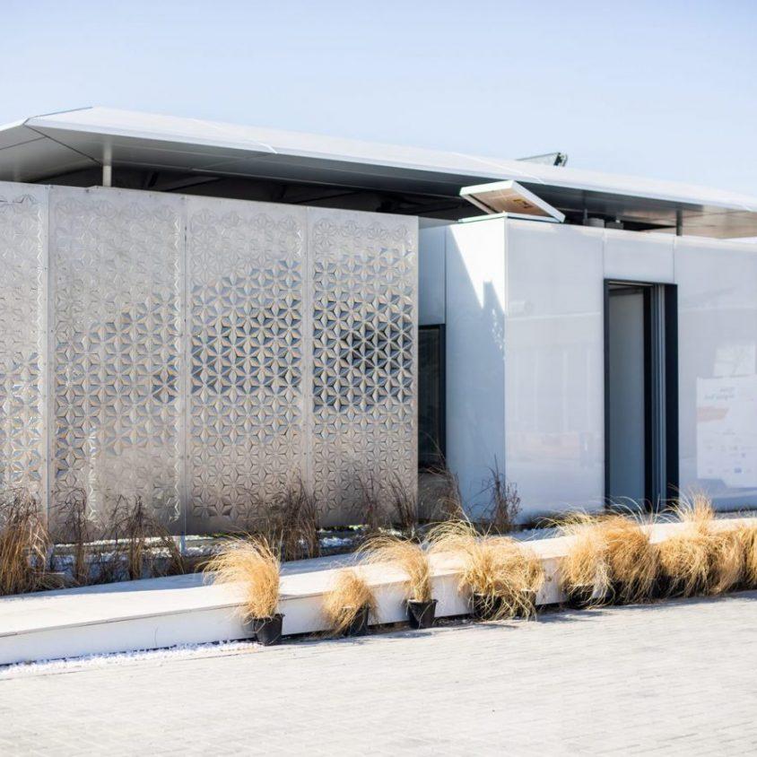 La casa del futuro: inteligente, automática y solar 1