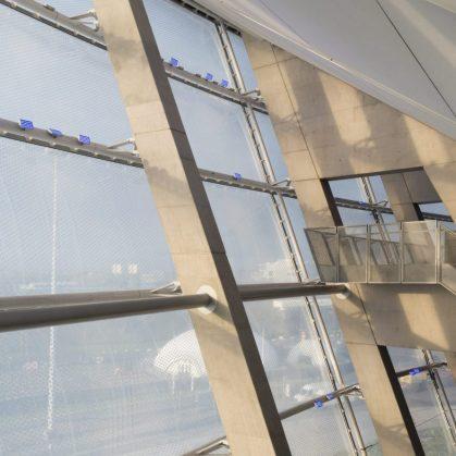 El ya conocido material ETFE, con un nuevo protagonismo en la arquitectura 13