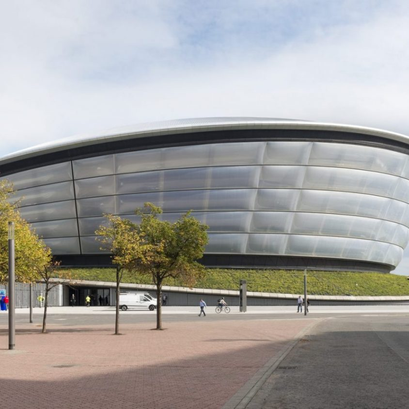 El ya conocido material ETFE, con un nuevo protagonismo en la arquitectura 8