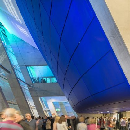 El ya conocido material ETFE, con un nuevo protagonismo en la arquitectura 14